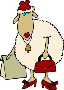 sheep-shopping