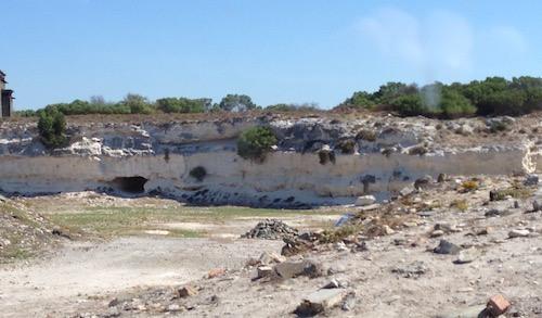Mandealla quarry