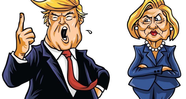 trump clinton election